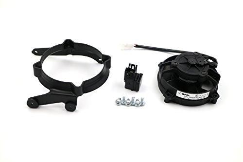 ProRace Ventilador axial, ventilador SPAL original para 2 tiempos TPI