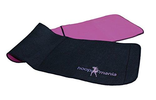 Hoopomania Bauchweggürtel fürs Hula Hoop Training, Größe: M