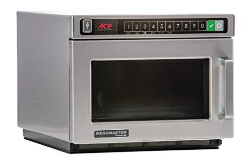 Menumaster Mikrowelle DEC158E2 programmierbar