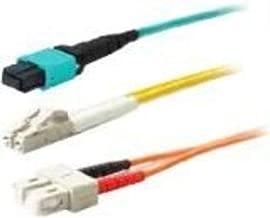 Add On 10m Single-Mode Fiber (SMF) Simplex (APC-SC/APC-SC) ASC/ASC OS1 Yellow Patch Cable - 100% com