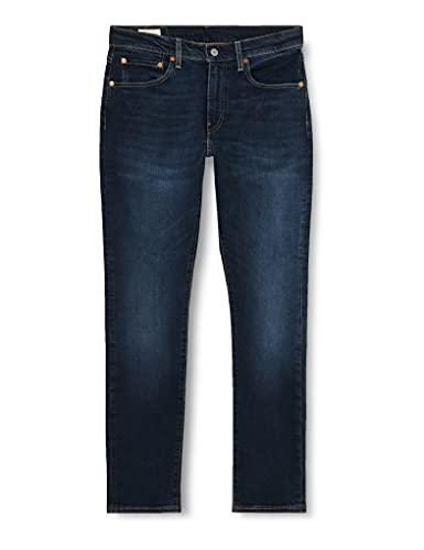 Levi's 512 Slim Taper Jeans Vaqueros, Shake The Boat FF, 36W / 30L para Hombre