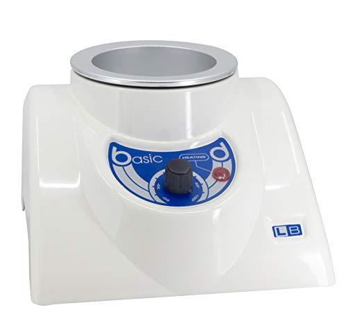 EPILWAX S.A.S - FORNELLO SCALDACERA PROFESSIONALE BARATTOLI 800 ml (con regolazione della temperatura tramite termostato.)