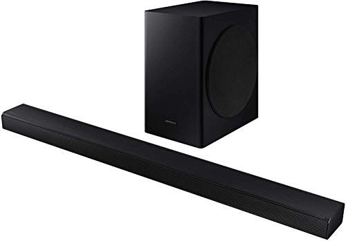 Samsung HW-T650 Soundbar (Bluetooth, Virtual Surround Sound, Subwoofer) Schwarz