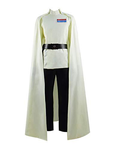 Yewei 2019 Film Rogue 1 Halloween Kostüm Party Kostüm Bar Kleidung (Krennic, L)