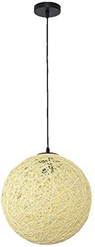 Annata Plafondlamp, keuken, restaurant, retro, lichte kleuronzuiverheden, ophanging van monitor, verschillende gebieden, elegante rotan plafondlamp inclusief