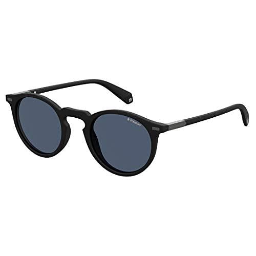 Polaroid PLD 2086/s Sunglasses, 003/C3 Matt Black, 47 Mens
