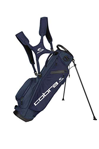 Cobra Golf 2019 Ultralight Sunday Bag (Black)