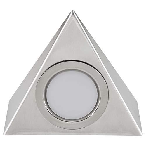 EVN Lichttechnik 4037293007139 L093120 - Lámpara led para empotrar (12 V, CC, 3000 K, 90 lm)