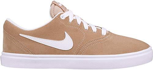 Nike Damen WMNS Sb Check Solar Fitnessschuhe, Mehrfarbig (Rose Gold/White 600), 38.5 EU