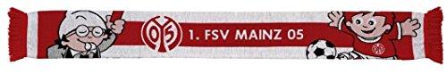 Mainz 05 Schal Mainzelmännchen Platzwart