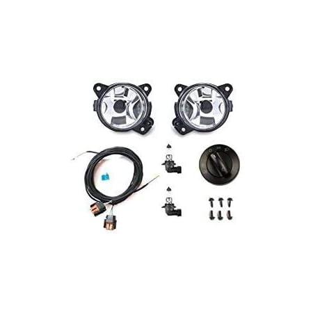 Nebelscheinwerfer Nachrüstung Nsw Set Kit Komplettset Schalter T5 01 05 10 09 Auto
