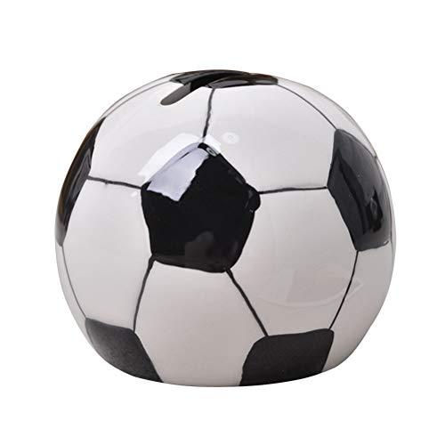 Vosarea fútbol Banco cerámica Caja depósito Banco