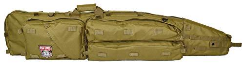 ASTRA DEFENSE Sniper Transport System Drag Bag - Flat Dark Earth (135x30cm)