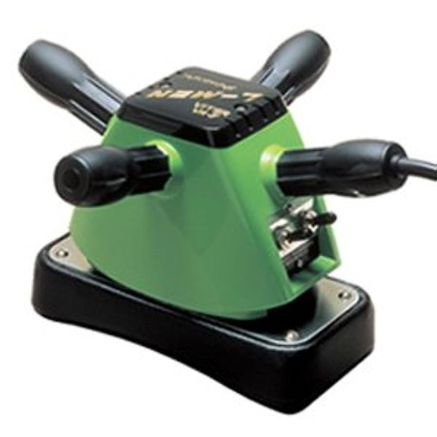 改善する期限切れ大腿ビッグフィールド レイマックス バイター NEW-7+ゲルマニウムスリムローラーEX (ゴールド)セット