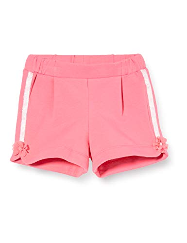 Chicco Baby-Mädchen Pantaloncini Corti Bimba Shorts, Pink (Rosa 015), 68 (Herstellergröße: 068)