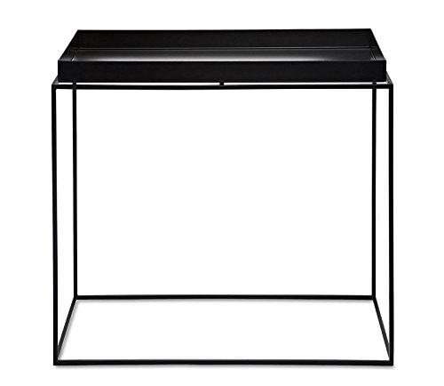 HAY - Tray Table - schwarz - 40 x 44 x 40 cm - Design - Beistelltisch - Couchtisch - Sofatisch