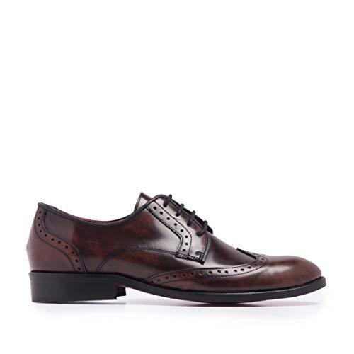 Son Castellanisimos Zapato Blucher Piel Florentic