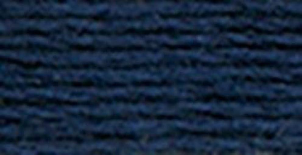 DMC Six Strand Embroidery Cotton 100 Gram Cone: Navy Blue Dark