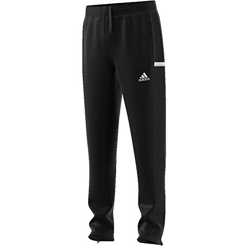 Adidas T19 TRK PNT Y Pantalones de Deporte, Unisex niños, Black/White, 1112