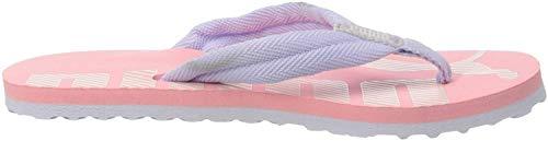 PUMA Unisex-Kinder Epic Flip V2 Ps Zapatos de Playa y Piscina, Pink (Peony-Purple Heather), 33 EU