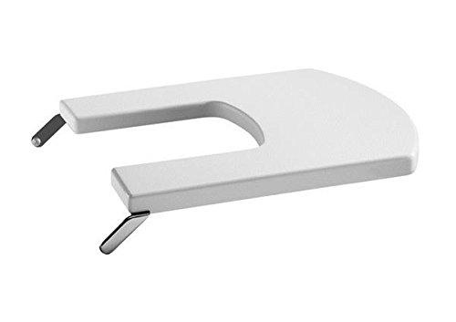 Roca Hall A806620004 - Tapa para bidé compacto, color Blanco