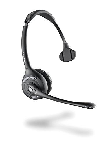 Plantronics 83323-12 - Auricular de Diadema Abierto (con micrófono)