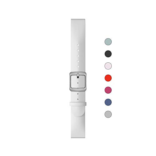 Withings Cinturino Sportivo in Silicon per ScanWatch, Steel HR, Steel HR Sport, Move ECG, Move e Steel