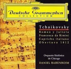 Romeu and Juliet - Francesca da Rimini - Capriccio Italien - Overture Solennelle   Coleção Deutsche Grammophon Colletion