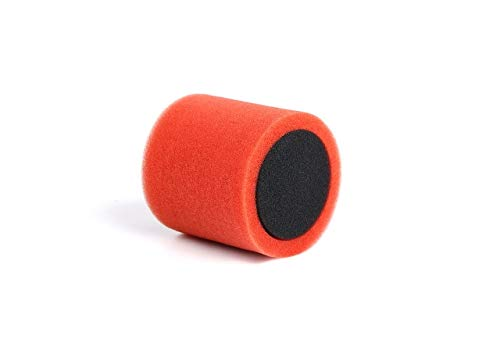 Parts & Accessories Air Filter Foam Set for 23cc 26cc 27.5cc 29cc 30.5cc 32cc 36cc 45cc Engine Zenoan CY Fit 1/5 FG RV KM FS HPI Baja 5B/5T/SS/5SC - (Color: Red)