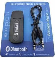 TIGOR USB Car Bluetooth Audio Music Receiver Dongle Adapter