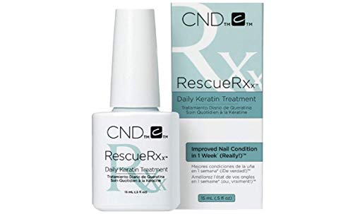 Rescue RXx - Daily Keratin Treatment - 0.5oz/15ml