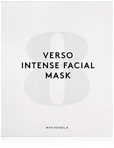 Intense Facial Mask 4 x 25 g by Verso by Verso Skincare
