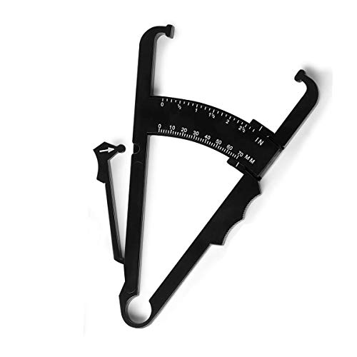 Personal Bodyfat Testing with Skinfold Calipers Body Fat Caliper to Measure Your Body Fat