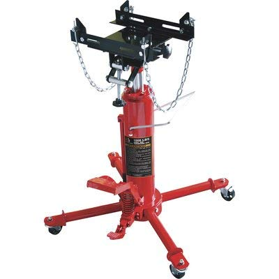 Strongway 1/2-Ton 2-Stage Telescoping Transmission Jack