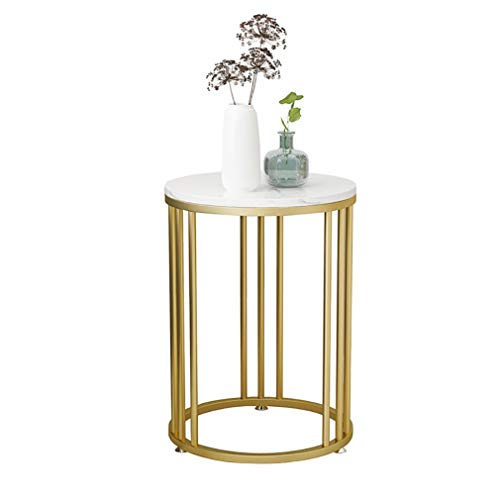 GJIF - Mesa baja contemporánea, mármol Ascensor, mesa baja, mesa baja para salón, 55x40cm