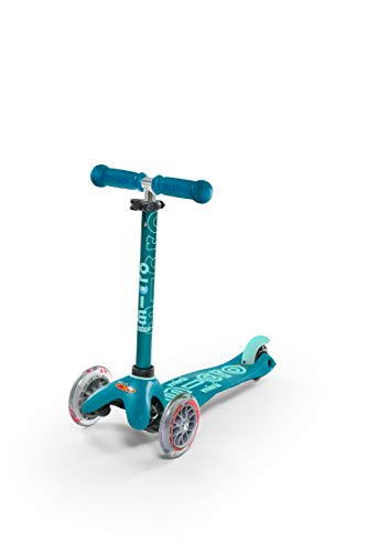 Micro Mobility - Kinderscooter in blau, Größe 85cm