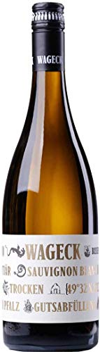 Weingut Wageck Pfaffmann Sauvignon Blanc TERTIÄR trocken (1 x 0.75 l)