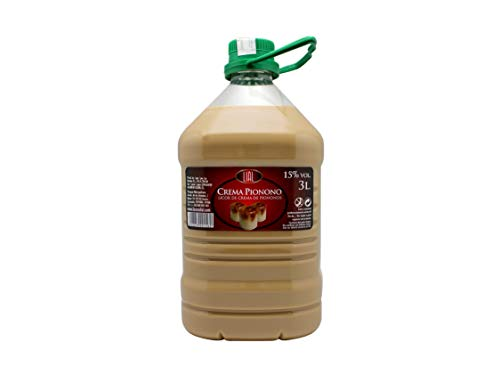 Licor Crema De Piononos 3L