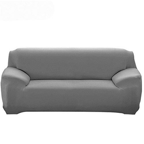 1/2/3/4 seaters Elastic Universal Sofa Cover Knitted Thicken Stretch Slipcovers Living Room Couch Cover Armchair Cover