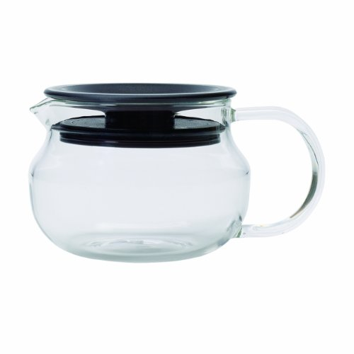 Kinto ONE Touch Tea Pot 280ml Brown