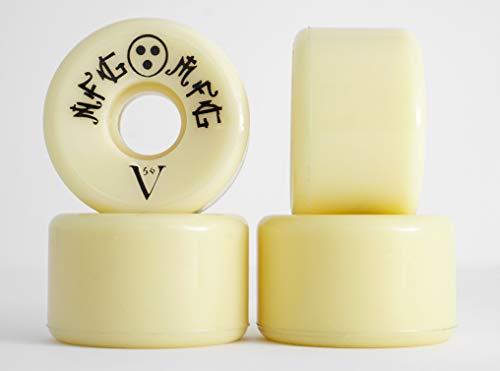 NFG MFG Vee Shape 56mm Skateboard Wheels (Set of 4)