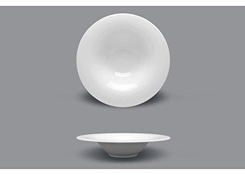 Lubiana Plato para pasta Bowl 30 cm Jupiter Blanco