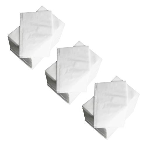 FITYLE Set van 300 Wegwerpbedlinnen, Bovenmatras, Incontinentieverband voor Schoonheidssalon Of Massagesalon