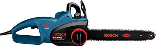 Bosch Professional Tronçonneuse GKE 40 BCE (2100 W, Longueur de guide : 400 mm, Protection de transport)