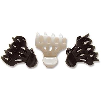 HairWare Professional Jumbo Roller Clamps - 12 ct