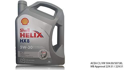Shell 550048100 Helix HX8 ect 5W30 5L