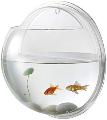 Round fish tanks