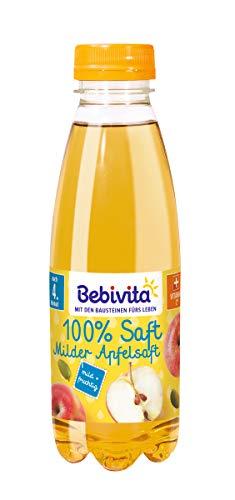 Bebivita Milder Apfel, 6er Pack (6 x 500 ml )