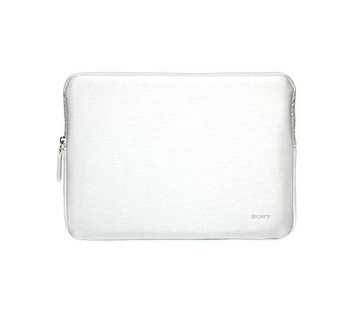 Sony SGPESCL01/S Slip Case für Sony Xperia Tablet S Silber