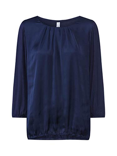 SOYACONCEPT Damen Bluse THILDE 32 Navy XL